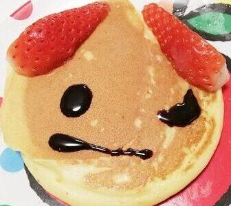 ホットケーキパーティ☆家族でおうち時間を楽しもう!